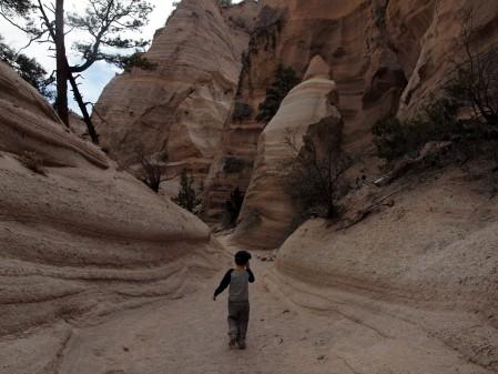 Tent Rocks Yawp