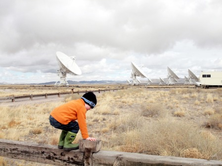 Very Large Array Yawp